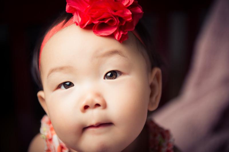 Baby: Elise 8-4-2013